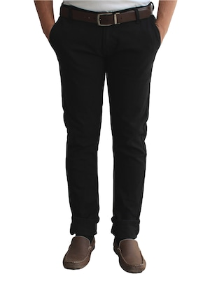 black cotton lycra jeans -  online shopping for Jeans