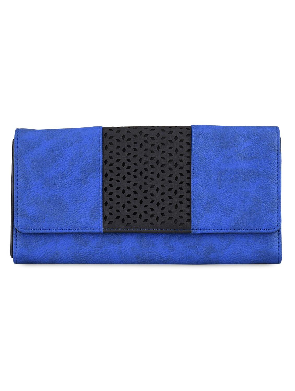 Cut Work Detailed Leatherette  Sling Bag - Baggit