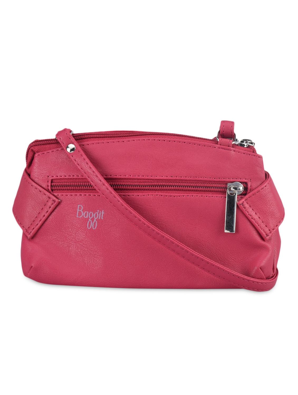 Leatherette Sling Bag - Baggit