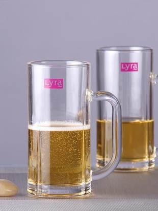 natural beer glass