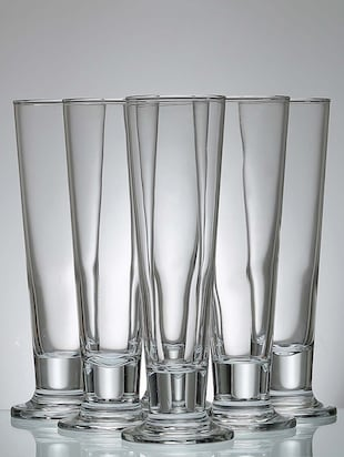 Ocean Viva Footed Tall 420 ml Glass - Set of 6 - 11319184 - Standard Image - 2