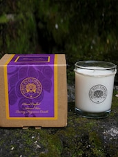 Handcrafted Natural Veg Wax Candle - Indie Eco Candles