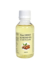 Pure SWEET ALMOND OIL (100 Ml) - By