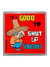 Quirky Quote Fridge Magnet - Thoughtroad - 1141391