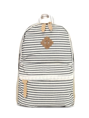 grey cotton backpack -  online shopping for backpacks