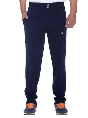multi cotton  ankle length track pant