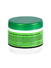 Natural Ingredients For Bridal Glow Pack Bentonite Clay, Mineral Laveder Extracts, Rose Kojic Acid, Frankincense Oil, Almond Oil. Facepack - By