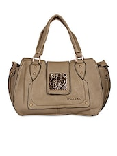 Rectangle Shape Solid Color Sling Hand Bag - By