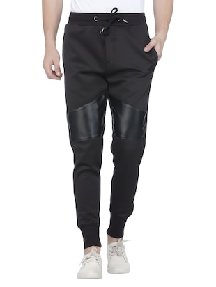 black cotton jogger -  online shopping for Joggers