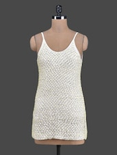 Camisole Neck Chiffon Top - Trendz Clothing