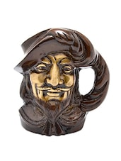 Brown Shakespeare Pen Stand - By