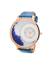 Om Analog Multi-Colour Dial Women's Wrist Watch - KUNDEN-2 -  online shopping for Analog watches