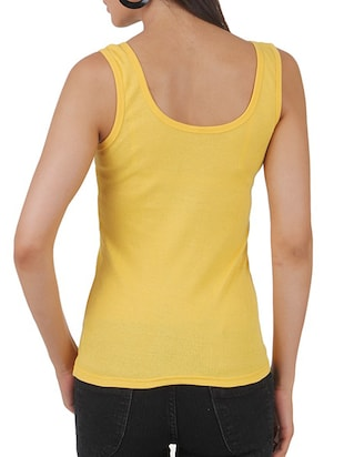 multi colored cotton tank tee set of 5 - 11707304 - Standard Image - 5