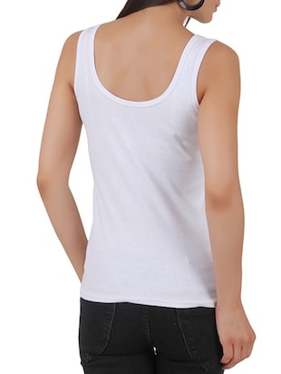 multi colored cotton tank tee set of 5 - 11707306 - Standard Image - 5