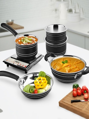 Cook & Serve set of 5 pcs