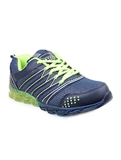 blue laceup sport shoe -  online shopping for Sport Shoes