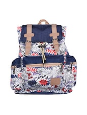 multi colored canvas backpack -  online shopping for backpacks