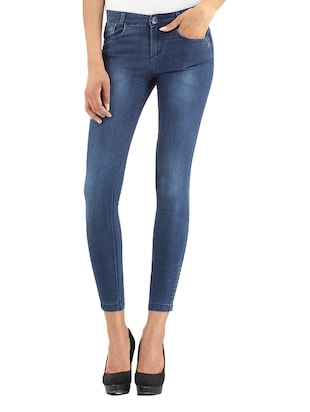 Xpose Light Blue Mid Rise  Jeans