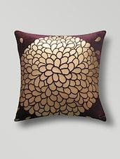 Gold Velvet Cushion Cover - By