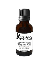 Thyme Essential Oil (30ml) 100% Pure Natural & Undiluted Oil - By