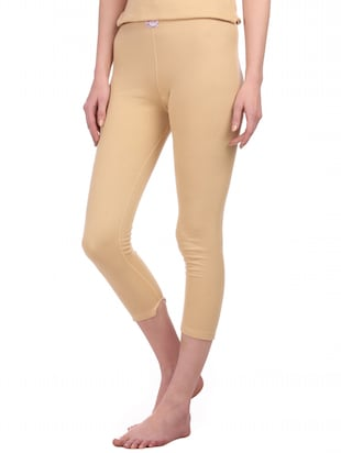 gold cotton thermal bottom - 12126371 - Standard Image - 2