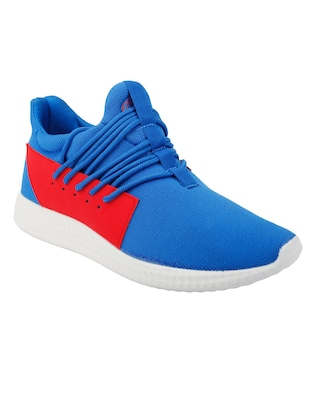 blue fabric sport shoes -  online shopping for Sport Shoes