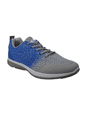 grey leatherette(pu sport shoes -  online shopping for Sport Shoes