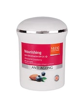 VLCC Nourishing Day Cream With SPF 25 Almond & Crowberry 50g - By