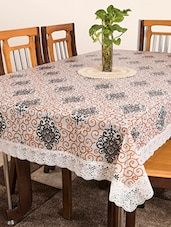 Azalea Gripper 6 Seater PVC Anti Slip Table Cover - By
