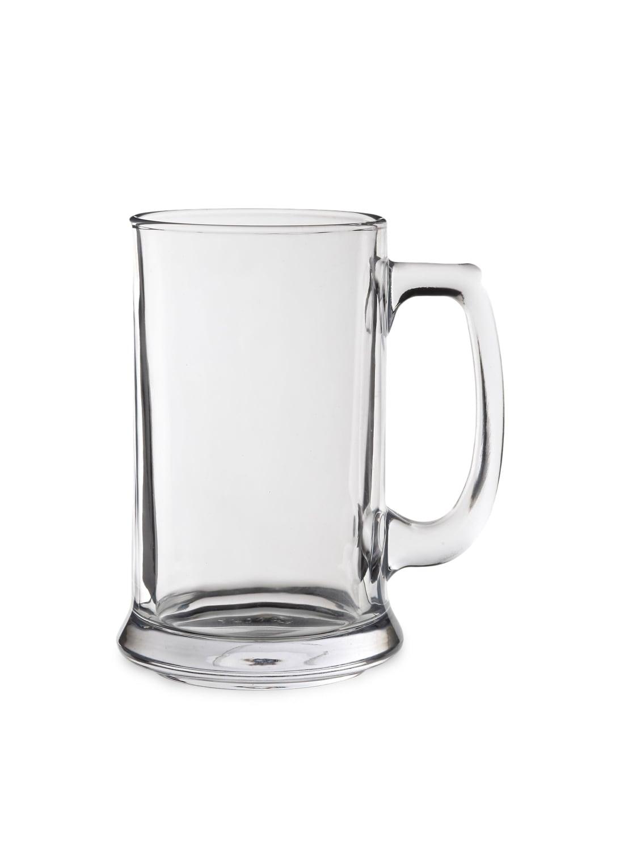 Transparent Beer Mug (Set Of 3) - By