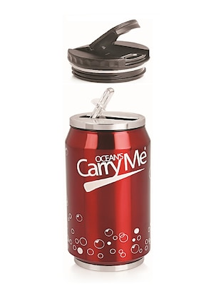 Carryme Sippie Thermo can 330 Ml-Red