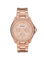 Fossil Cecile AM4483 Women's Analog Stainless Watch -  online shopping for Wrist watches