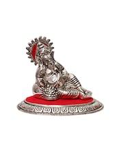 Glossy Aluminium Handicraft Aluminium Ganesha 182 - By