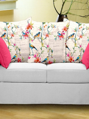 Cushion Covers Buy Sofa Cushion Cover Designs line in India
