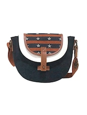 Multi canvas sling bag -  online shopping for sling bags