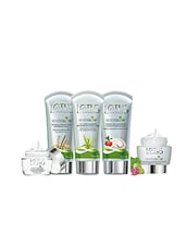 Lotus Herbal Whitegow kit 380g 3 -  online shopping for beauty sets and combos