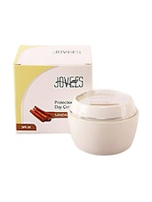 Jovees Herbal Sandalwood Protection Day Cream - SPF 20 PA+ (50 G) - By