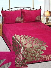 Shubh Collection Of Heavy Bed Cover With 2 Pillow Cover -  online shopping for bed covers