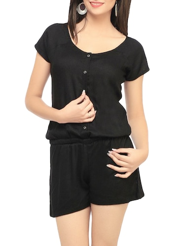 c997ab143 Jumpsuits For Women - Buy Romper, Short & Denim Jumpsuits at Limeroad