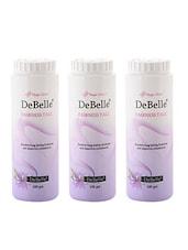 100g DeBelle Fairness Talc Combo (pack Of 3) - By