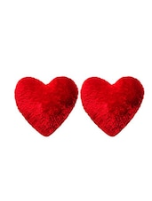 For Valentine Heart Shape Filler Cushion (Set Of 2) - By