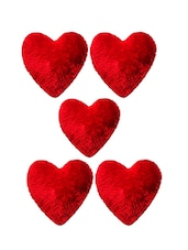 For Valentine Heart Shape Filler Cushion (Set Of 5) - By