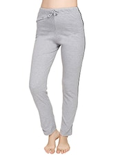 grey cotton track pant -  online shopping for Track pants