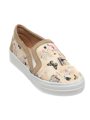 beige plimsolls casual shoe -  online shopping for Casual Shoes