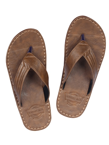 9d8678ee23dae7 Slippers   Flip Flops for Men - Buy Leather Slippers Online in India