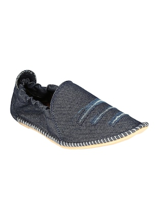 blue denim slip on jutis -  online shopping for Jutis