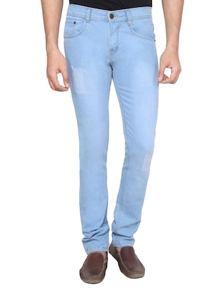 blue denim regular jean