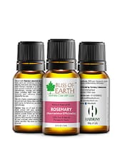 Bliss Of Earth Premium ROSEMARY (Rosemarimus Officinalis) Essential Oil 10ML, 100% Pure & Natural Therapeutic Grade - By