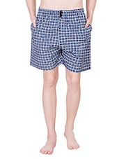blue cotton boxer -  online shopping for Boxers