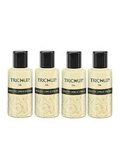 Trichup Healthy Long & Strong Hair Oil (100ml) Pack Of 4 - By